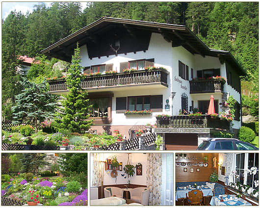 Landhotel Kremser - Pension in B�ckstein